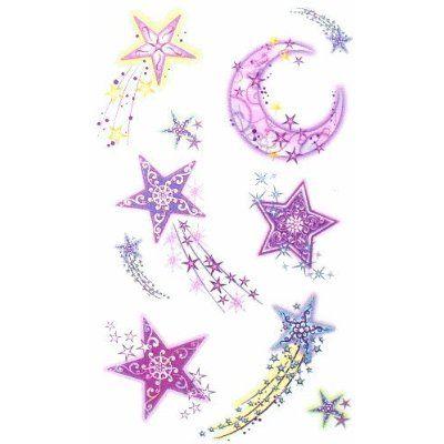 Shooting Stars, tattoo idea