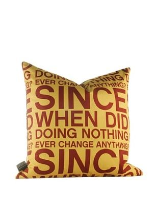 Inhabit Since When Pillow, Scarlet