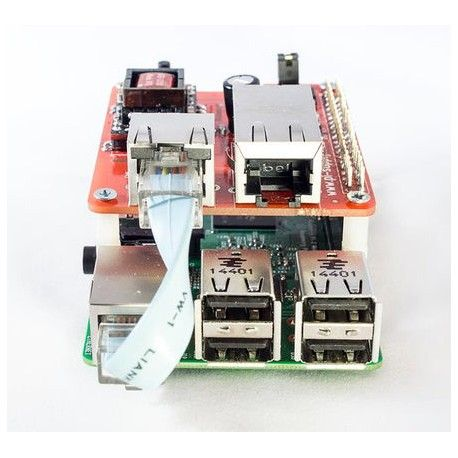 POE Raspberry Pi JiffyShop.com.au