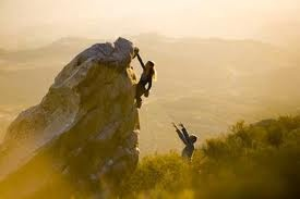 Rock climbing/ bouldering