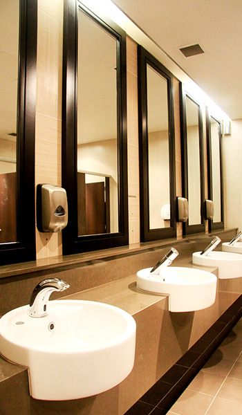 30 best Public Restroom Design Inspiration images on Pinterest