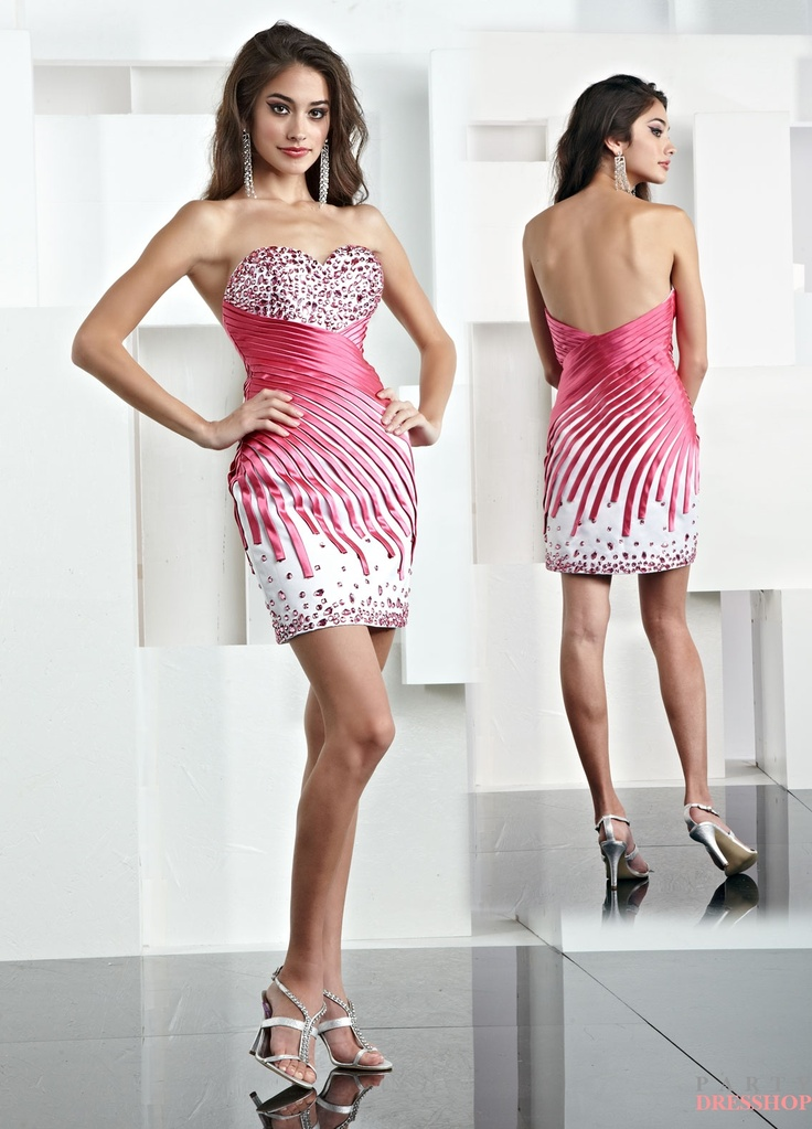 short cocktail dresses 2012