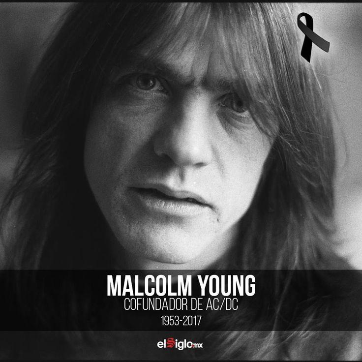 Malcolm Young, guitarrista y cofundador del grupo de rock AC/DC, falleció el 18 de noviembre a los 64 años, tras una larga enfermedad, según anunció la banda en su perfil de Facebook.