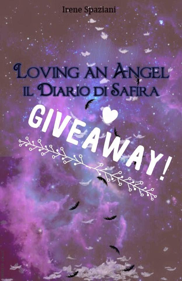 ARRIVANO GLI ANGELI! Loving an angel premia i lettori https://mariavalentinamancosu.blogspot.it/