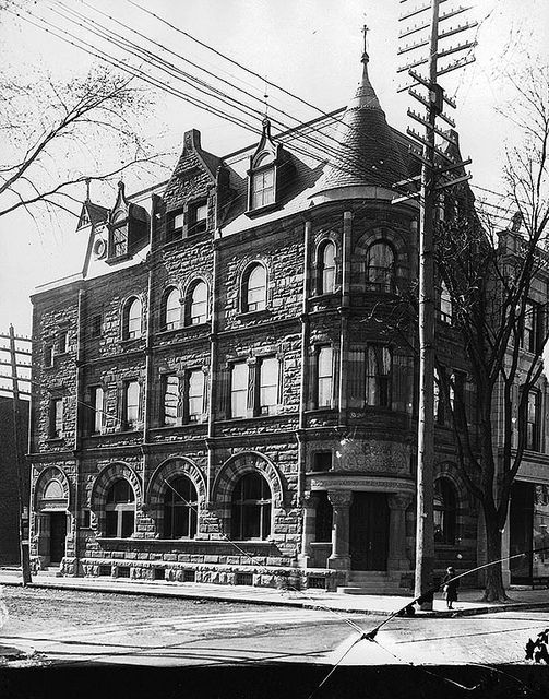 West End Branch Bank of Montreal, QC, about 1895 by Musée McCord Museum, via Flickr* Read new book by John Macdonald The United States Of Israel * It says Jewish Mafia and Italian Mafia Greg Borowik and Francine Hamelin did 9/11 stock markets trades TD Waterhouse Montreal, planned 3000 9/11 USA deaths in Hollywood, Florida*