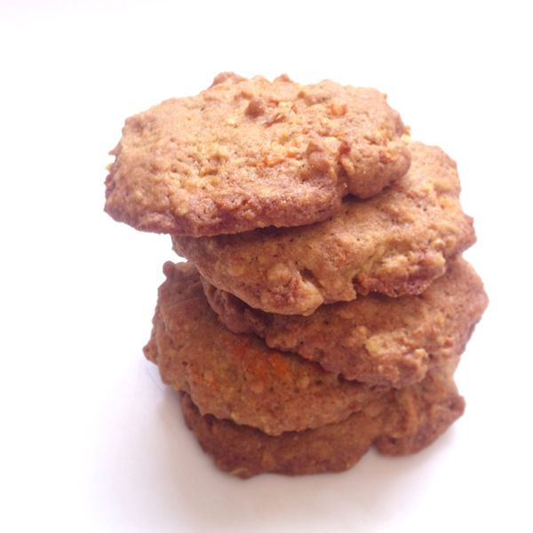 Carrot oatmeal cookies | Food for the Family | Pinterest