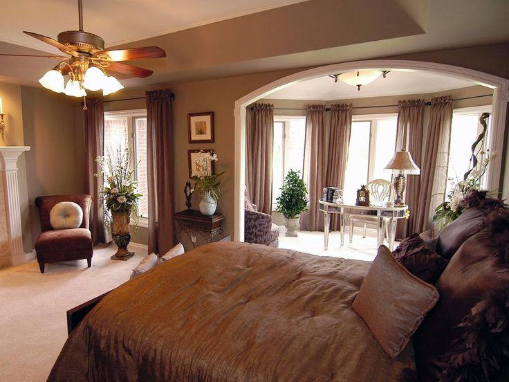 What Is Your Master Bedroom Ideas ?:President Master Bedroom Ideas  Expensive Master Bedroom Ideas By Bertadeluca   Like The Wall Color