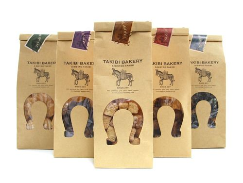 TAKIBI BAKERY Rusk & Cookie package