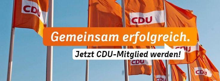 Werde auch du #Mitglied bei der #Partei #CDU im #Stadtverband #Kühlungsborn und gestalte deine #Heimat mit.