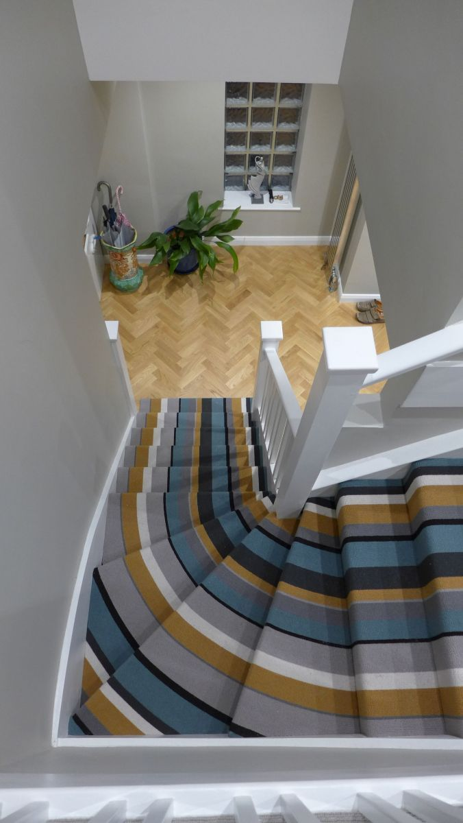 Best Halls Stairs And Landings With Images Carpet Stairs 400 x 300