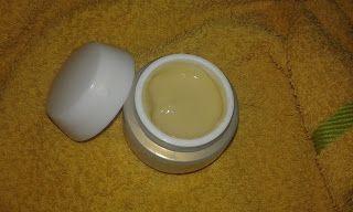 #Homemade under eye cream for #wrinkles, #cosmetics