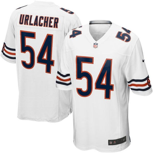 Nike Brian Urlacher Chicago Bears Youth Game Jersey - White - $69.99