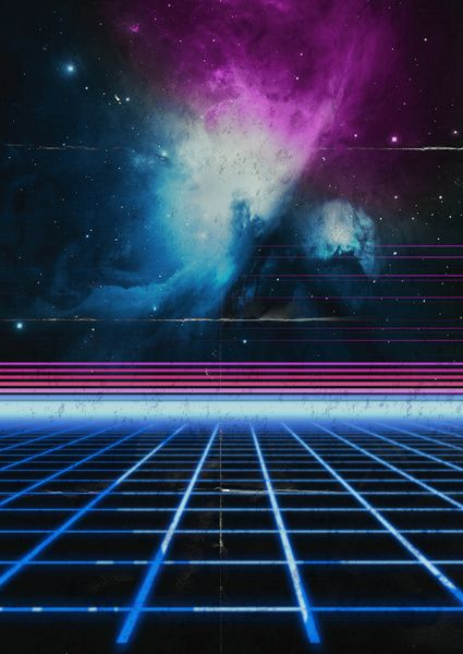 25 best 80s neon ideas on pinterest james white 1980s - Space 80s wallpaper ...