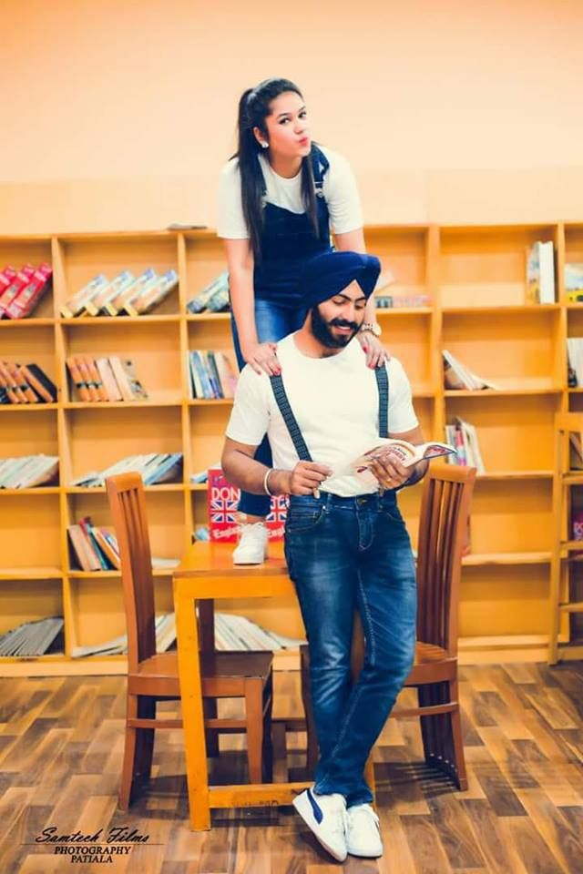 Pre wedding shoot at grandz locations photography by samtech films patiala studio call for bookings