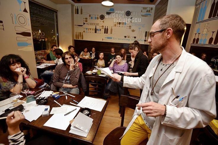Poezia din noi by Gabriel Bota  #corso#events#  www.facefooc.com/cafecorso