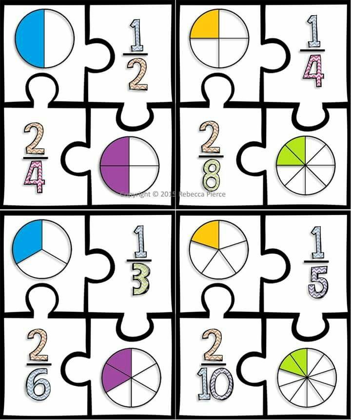 83 best KESİRLER images on Pinterest | Math activities, Math ...
