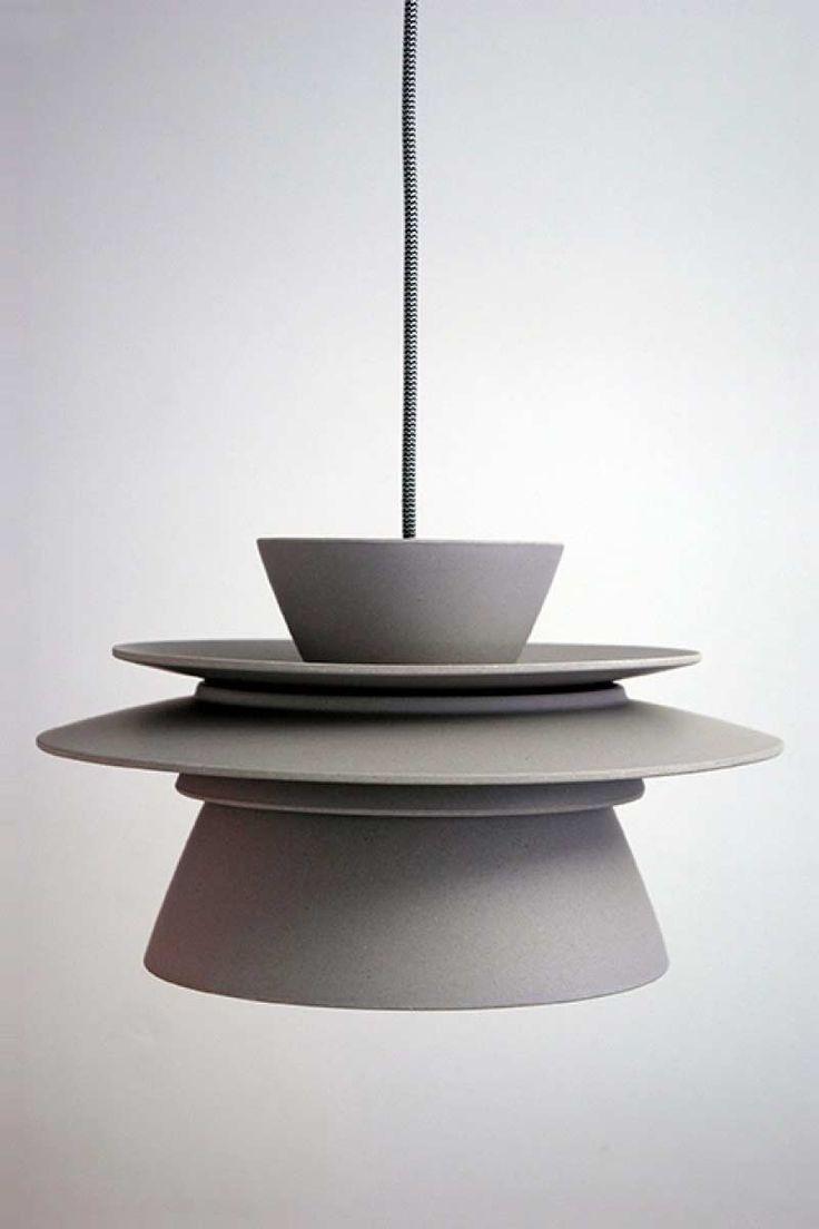 Een lamp van maïs en bamboe | Innovatief.be