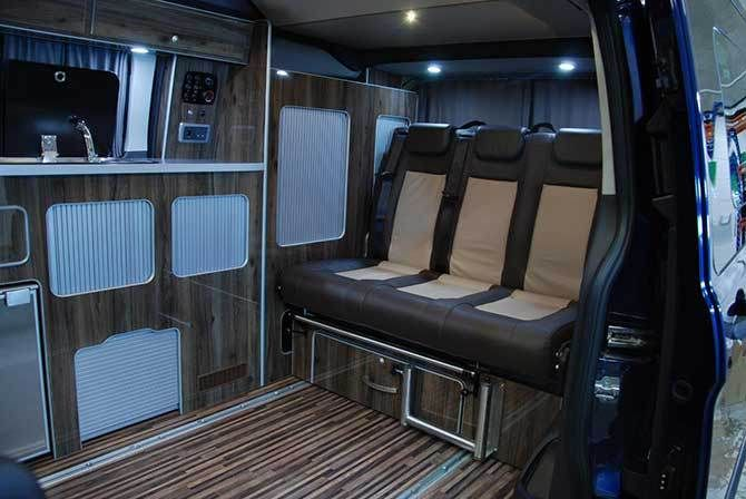 Welhouse Ford Tourneo CustomMotorhome and Campervan Magazine