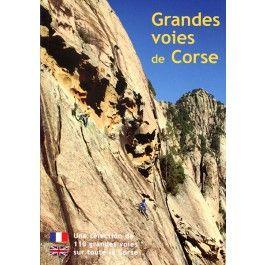 Korsika Grandes voies de Corse - -- tmms-shop - Kletterführer und mehr