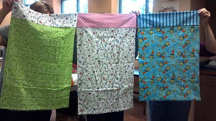 Pohodlné vankúšové matrace vyrobíte za pár minút a deti si ich rozhodne zamilujú! Kreatívny DIY nápad a návod urob si sám. Handmade inšpirácia. Šitie