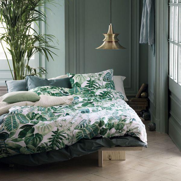 Vegetación salvaje, pájaros y flores, toda la gama de relajantes verdes y de cálidos tonos tierra... ¡Conviértelos en tus compañeros de cuarto!
