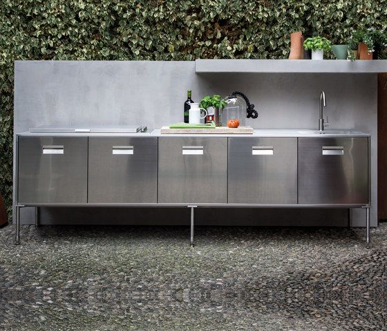 Best 25+ Modern Outdoor Kitchen Ideas On Pinterest