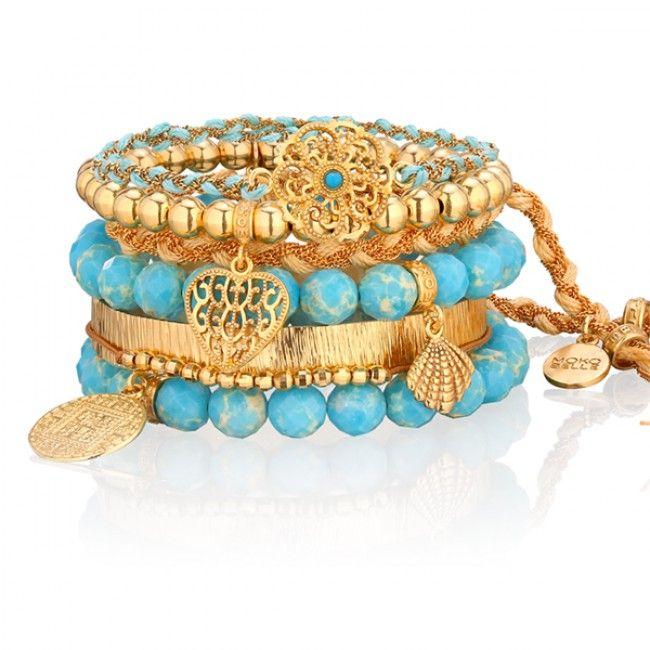 Rajska wyspa #mokobelle #mokobellejewellery #jewellery #buythelook