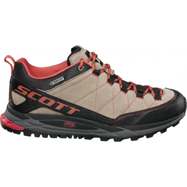 Incaltaminte Scott eRide Rockcrawler GTX W Tan  Pantof versatil si extrem de durabil all terrain.Aceasta incaltaminte versatila are o aderenta fantastica pe orice tip de teren. Datorita membranei GTX® incaltamintea