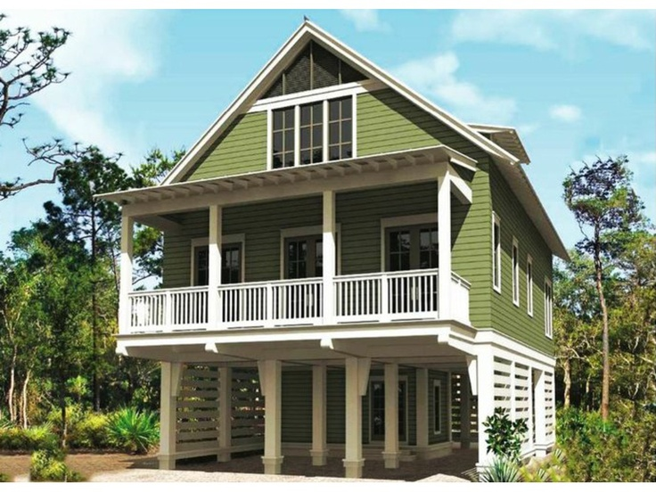 30x40 house plan start exteriors pinterest house for Beach house plans on pylons