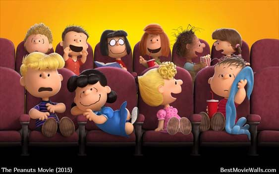 Lucy, Linus And A Few Other Famous Kids :]
