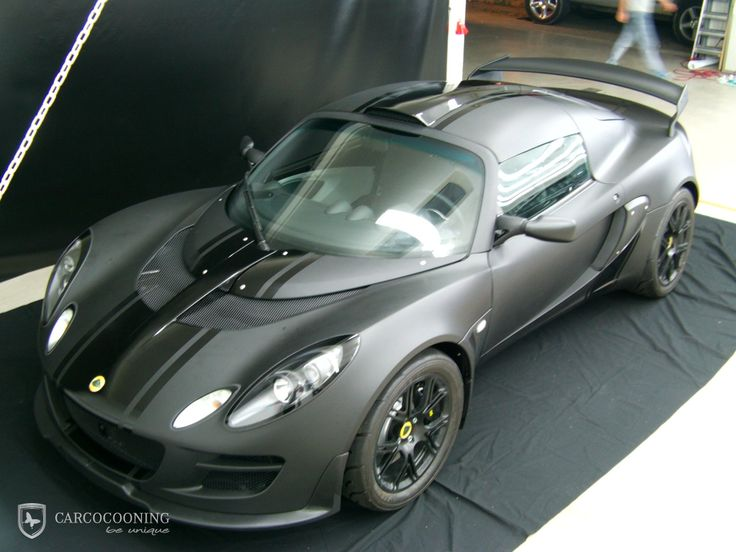 Captivating Folierung Eines Lotus Exige S