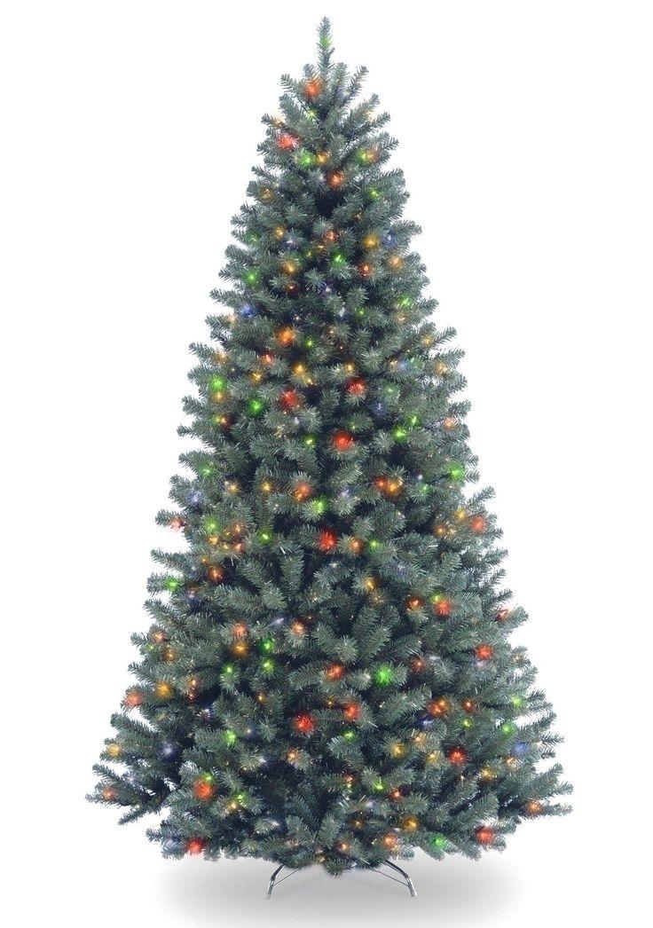 Christmas Tree Multicolor Lights