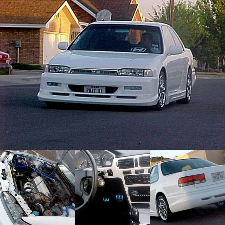 Check Out PHAT91accu0027s Mods, Gallery And More On Their 1991 Honda Accord  Coupe Showcase At