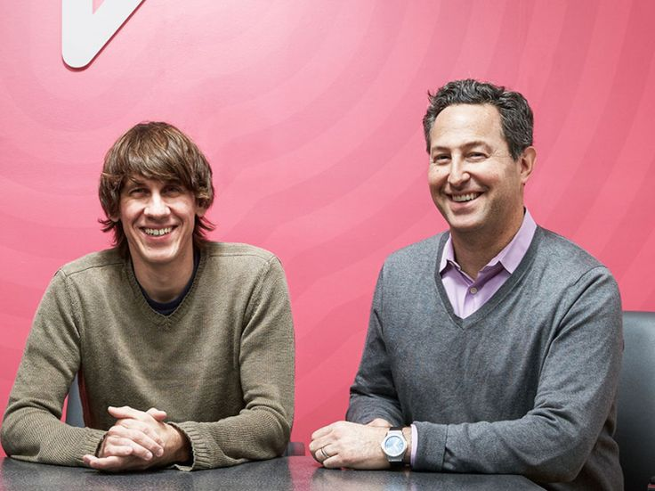 Foursquares Dennis Crowley and Jeff Glueck to check-in at Disrupt NY #news #tech #world