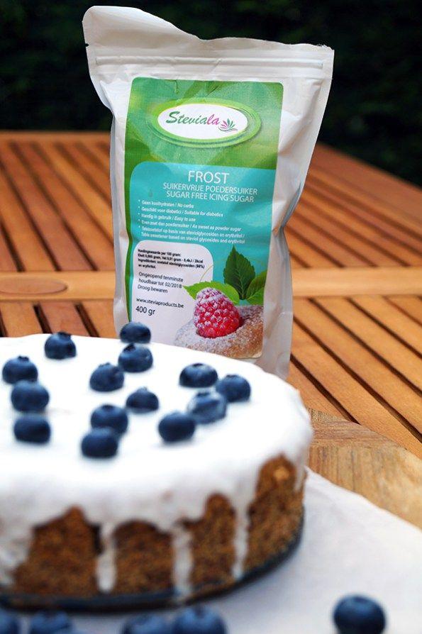 Steviala Frost voor suikervrij glazuur