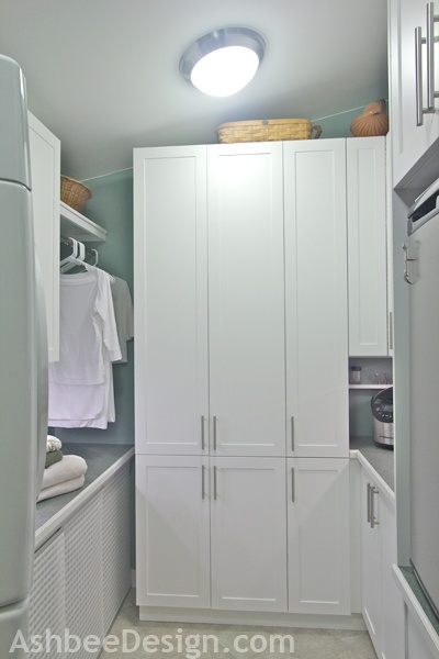 Ashbee Design: Laundry Room Reveal! Part 86