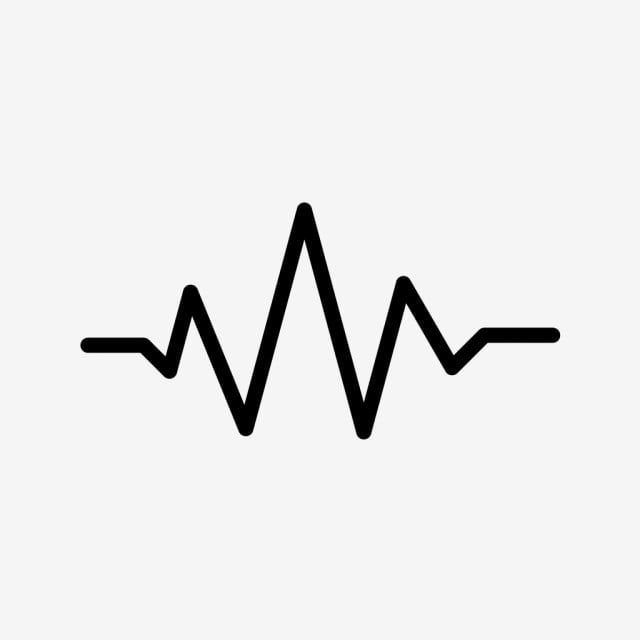Vector Sound Beats Icon Sound Icons Audio Music Png And Vector With Transparent Background For Free Download Waves Icon Cute Love Images Logo Design Creative