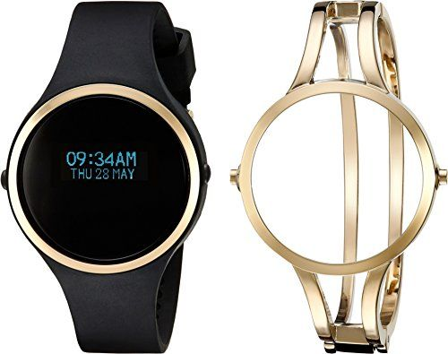 Anne Klein Women's AK/2010BFIT Digital Display Quartz Black Watch Anne Klein http://www.amazon.com/dp/B00TY0UNEK/ref=cm_sw_r_pi_dp_IQfQvb198W01M
