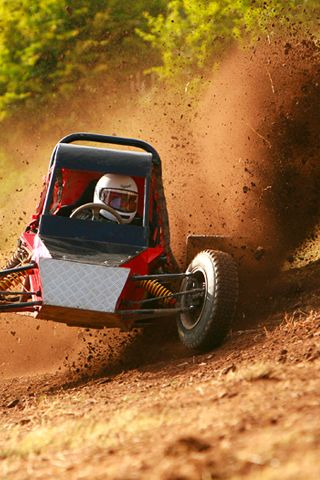 ♂ Manhood Dirt Racing
