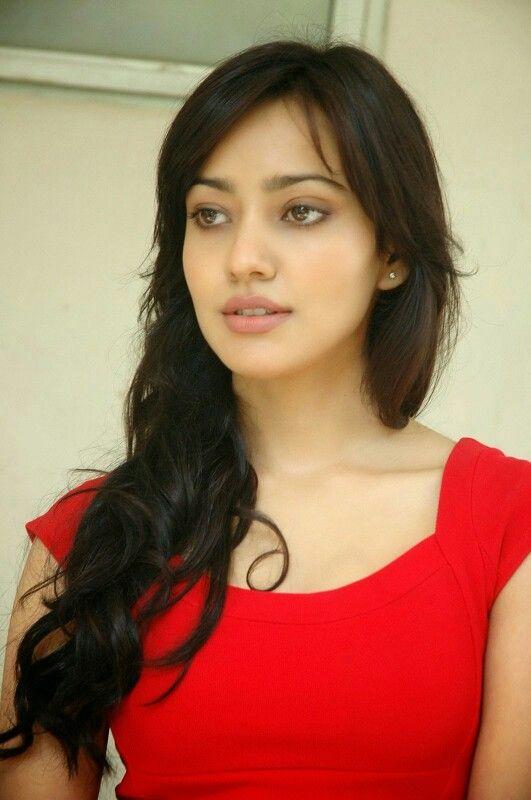 Neha Sharma in red!