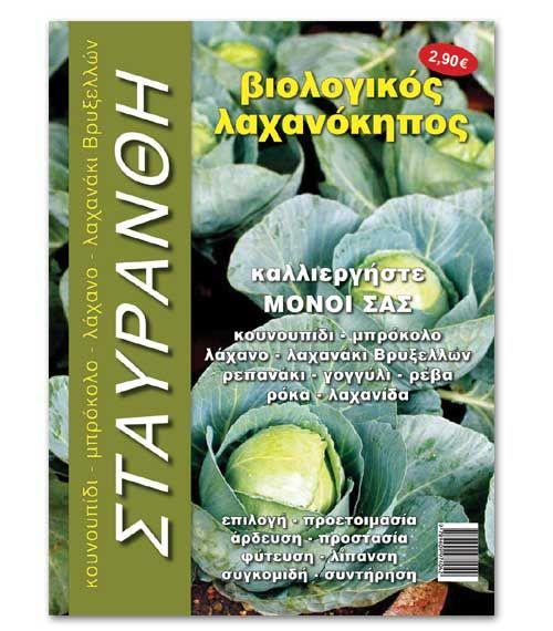 Βιολογικός λαχανόκηπος : Καλλιέργεια σταυρανθών