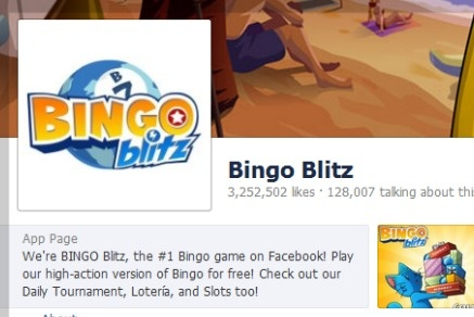 how to play bingo blitz with friends