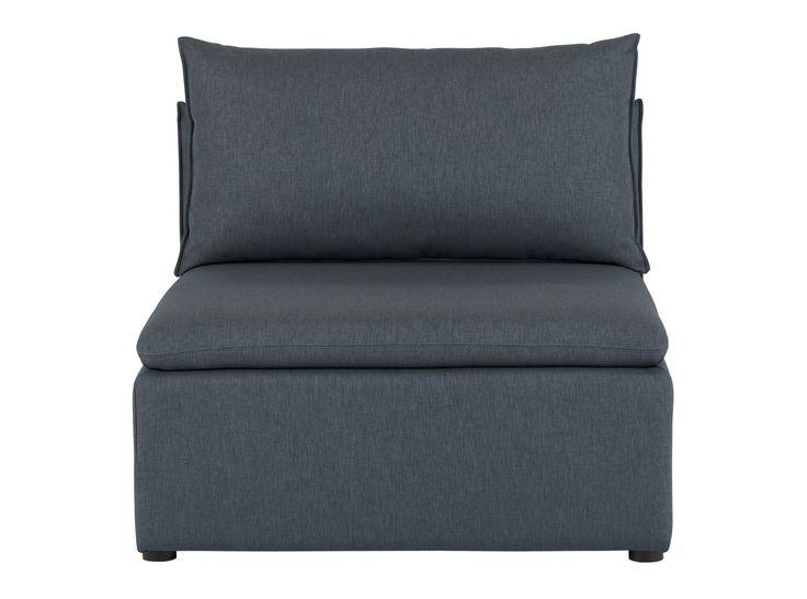 Best Victor Modular Sofa Storage Single Seat Lido Blue In 2019 400 x 300