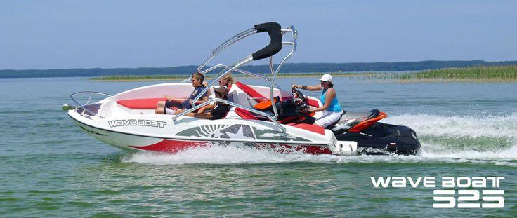 Sealver Wave Boat + Sea-doo GT