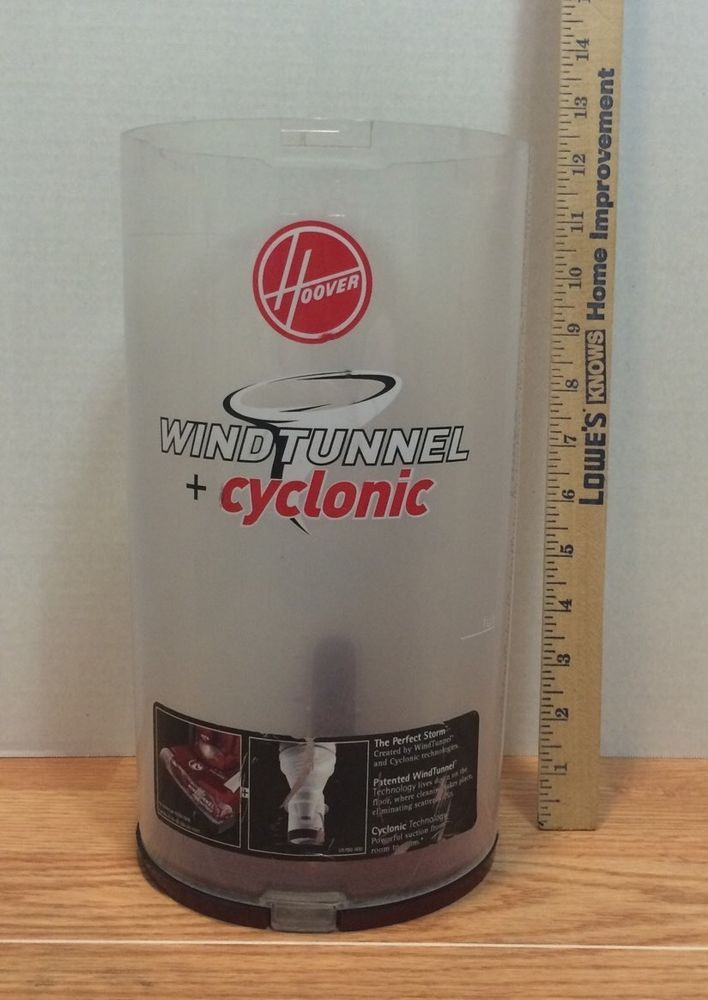 Hoover WindTunnel Canister for Cyclonic Vacuum U5780 900 Replacement Part   eBay #cleaning #vacuum #parts