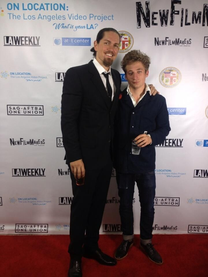 Steve Howey and Jeremy Allen White looking sexy and #shameless