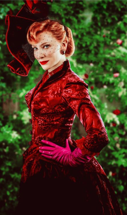 kahlanhbic:  Lady Tremaine from the live action Cinderella.