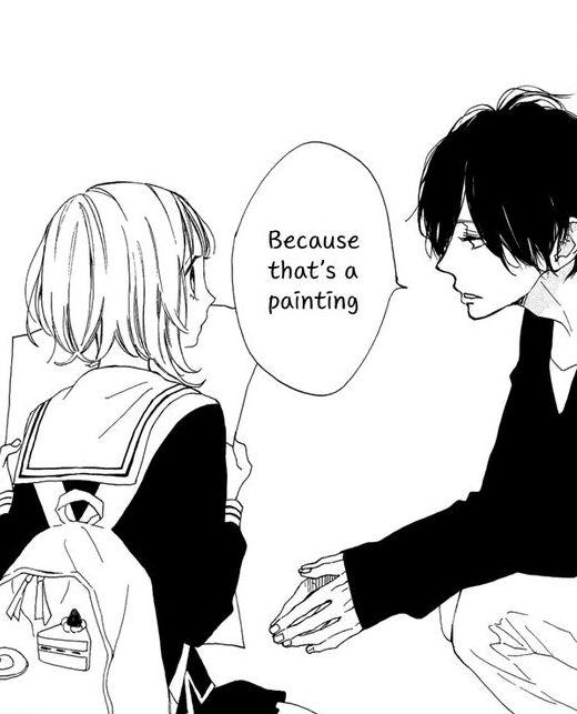 manga couple, Suki ni Naranai yo Senpai