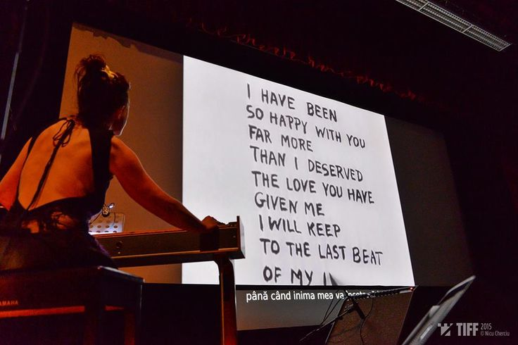 Christine Ott, un concert Tabu… | TIFF Blog