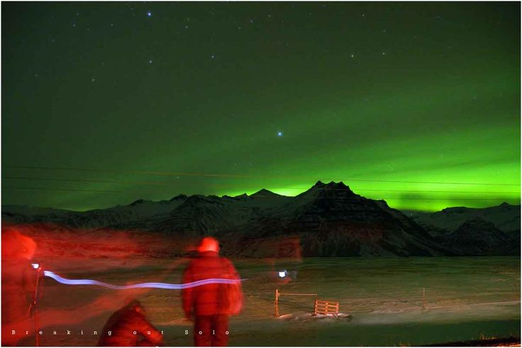 Winter Iceland and the search for aurora - Part III